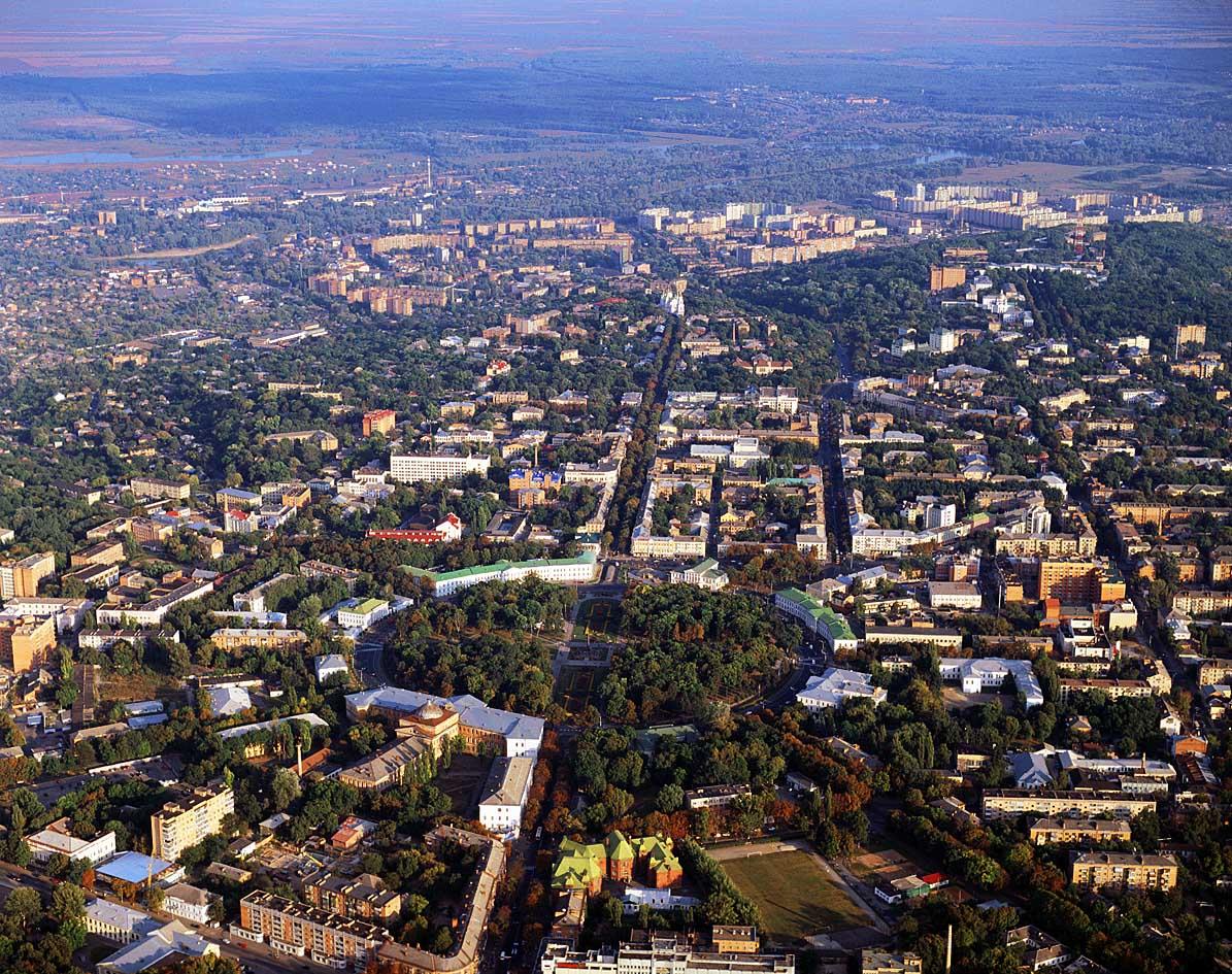 Фото моего города