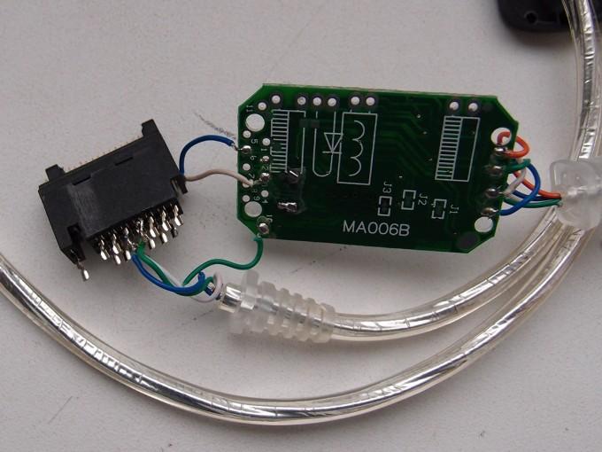 Дата-кабель pl2303 для ГБО Chery Tiggo Acteco 1.8