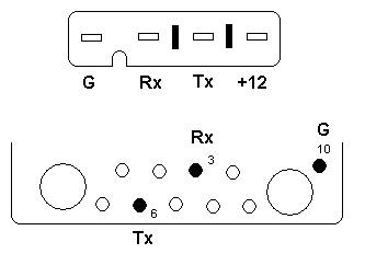 Распиновка pinout дата-кабеля pl2303 для ГБО Chery Tiggo Acteco 1.8