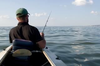 Рыбалка в открытом море)