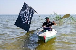 Отчалил на рыбалку)